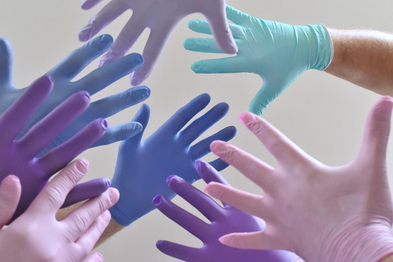 Gos Glove Onput System für alle Gummihandschuhe